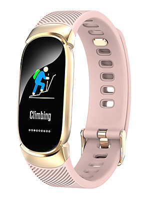 cheap Smart Watches-QW16 Smart Wristband BT Fitness Tracker Support Notify/Heart Rate Monitor Waterproof Sports Smartwatch Compatible IOS/Android Phones