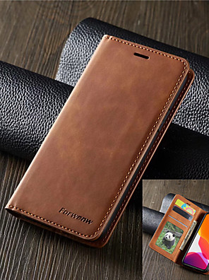cheap Evening Dresses-Luxury Leather Magnetic Flip Case for Samsung Galaxy S10 S10E S10 Plus S10 5G Wallet Card Holder Book Cover S9 S9 Plus S8 S8 Plus S7 S7 Edge