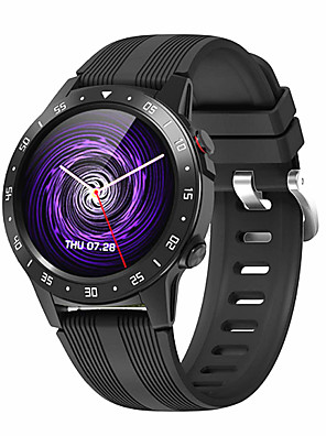 cheap Smart Watches-New M5S Men's Bluetooth Sports Smart Watch Android IOS Bluetooth Waterproof Touch Screen GPS Heart Rate Blood Pressure Sleep Health Monitoring / Air Pressure/Altitude Measurement/Multiple Sports Modes