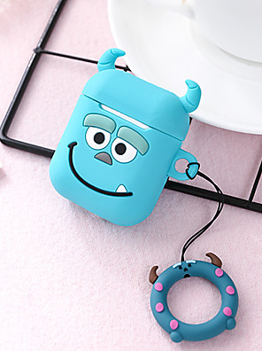 cheap Earphone Accessories-Case For AirPods Shockproof / Dustproof Headphone Case Soft