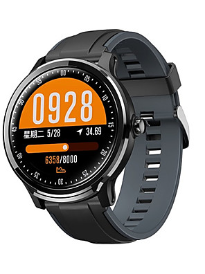cheap Couple Watches-The new SN80 smart watch phone bluetooth alert weather meter step blood pressure heart rate monitoring waterproof sports bracelet