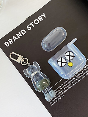 cheap Earphone Accessories-Case For AirPods Cool Headphone Case Soft