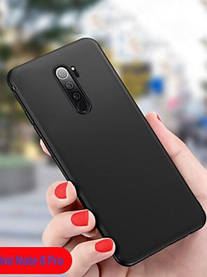 povoljno Maske/futrole za Xiaomi-Θήκη Za Xiaomi Redmi Note 8 / Redmi Note 8 Pro Otporno na trešnju / Protiv prašine Stražnja maska Jednobojni TPU