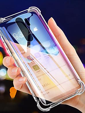 povoljno Maske/futrole za Xiaomi-luksuzna zaštitna silikonska futrola za xiaomi redmi k20 pro note 8 pro note 7 pro note 6 pro note 5 pro 6a 6 pro 5 plus 5a redmi 7 s2 f1 futrole prozirna zaštita back cove