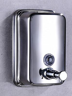 cheap Prom Dresses-Soap Dispenser Hand Sanitizer Bottle Press Stainless steel 500 ml