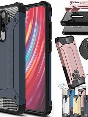 povoljno Maske/futrole za Xiaomi-otporni na udarce hibridni oklop za telefon za xiaomi mi cc9 cc9e 9t 9t pro 9 9 se 8 8 lite f1 redmi k20 k20 pro note 7 note 7 pro note 8 note 8 pro