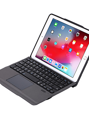 cheap iPad Keyboards-Bluetooth Multimedia Keyboard Rechargeable / Frosted For iOS Bluetooth / Type-c