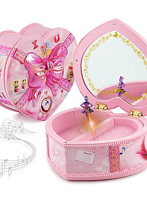 cheap Bridesmaid Dresses-Music Box Light Up Toy Love Ballet Dancer Classic & Timeless Cute Lighting LED Gift Gift