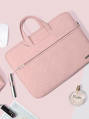cheap Mac Accessories-New Laptop Bag  14 15 inch Waterproof Notebook Bag Sleeve For Macbook Air Pro 14 15 Computer Briefcase HandBag