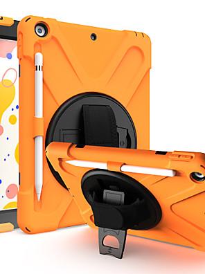 cheap iPad case-Case For Apple iPad Mini 4 / iPad Pro 11'' / iPad Mini 5 Shockproof Back Cover Solid Colored PC