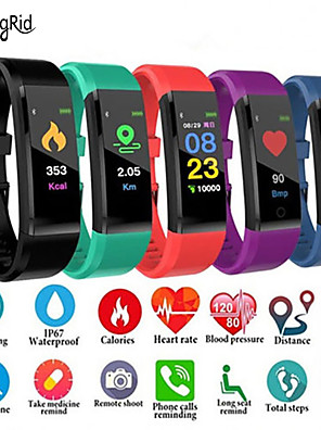 cheap Square & Rectangular Watches-Women's Digital Watch Digital Formal Style Modern Style Casual Water Resistant / Waterproof Silicone Black / Blue / Red Digital - Black Blue Purple