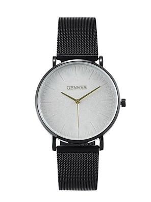 cheap Sport Watches-Women's Quartz Watches Quartz Stylish Casual Compass Black / White / Gold Analog - White+Black Golden+Black White+Golden One Year Battery Life / Jinli 377