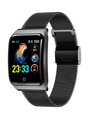 cheap Smart Watches-KUPENG KF9 Unisex Smartwatch Smart Wristbands Android iOS Bluetooth Waterproof Heart Rate Monitor Sports Hands-Free Calls Health Care Pedometer Call Reminder Activity Tracker Sleep Tracker Sedentary