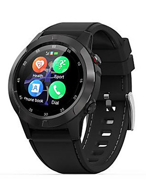 cheap Smart Watches-New M4 Men's Bluetooth Sports Smart Watch Android Ios Bluetooth Waterproof Touch Screen Gps Heart Rate Blood Pressure Sleep Health Monitoring / Air Pressure/Altitude Measurement/Multiple Sports Modes