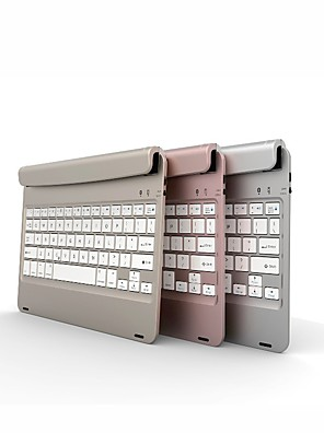 cheap iPad case-Bluetooth Capacitive Keyboard / Office Keyboard Rechargeable / Mini / Slim For iPad mini / iPad mini 2 / iPad mini 3 Bluetooth3.0