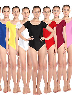 cheap Socks & Hosiery-Catsuit Cosplay Cosplay Adults' Lycra Cosplay Costumes Sheer Tights Women's Solid Colored Masquerade / Zentai / Zentai / High Elasticity