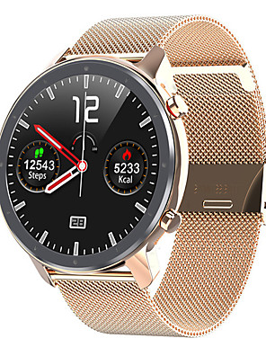 cheap Smart Watches-L11 Bluetooth Fitness Tracker Support ECG+PPG/Heart Rate/Blood Pressure Monitor Smartwatch for Samsung/Iphone/Android Phones