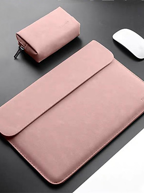 cheap Mac Accessories-PROWELL 14 Inch Laptop Notebook Ultrabook Sleeve Bag and Mouse Bag