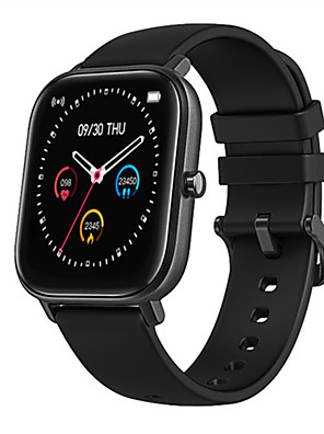 cheap Smart Watches-P8 Unisex Smartwatch Android iOS Bluetooth Waterproof Heart Rate Monitor Blood Pressure Measurement Information Message Control Pedometer Call Reminder Activity Tracker Sleep Tracker Sedentary