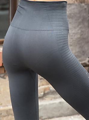 cheap Leggings-Women's Sporty Basic Skinny Jogger Sweatpants Pants - Solid Colored Classic Sporty Wine Black Purple M / L