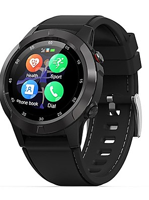cheap Smart Watches-SMA-M4S Unisex Smartwatch Android iOS 3G Bluetooth Waterproof GPS Heart Rate Monitor Blood Pressure Measurement Distance Tracking Pedometer Call Reminder Activity Tracker Sleep Tracker Sedentary