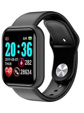 cheap Smart Watches-L18 Unisex Smartwatch Android iOS Bluetooth Waterproof Heart Rate Monitor Blood Pressure Measurement Distance Tracking Information Pedometer Call Reminder Activity Tracker Sleep Tracker Sedentary