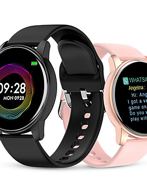 cheap Smart Watches-ZL01 Unisex Smart Wristbands Android iOS Bluetooth Waterproof Heart Rate Monitor Blood Pressure Measurement Distance Tracking Information Pedometer Call Reminder Activity Tracker Sleep Tracker
