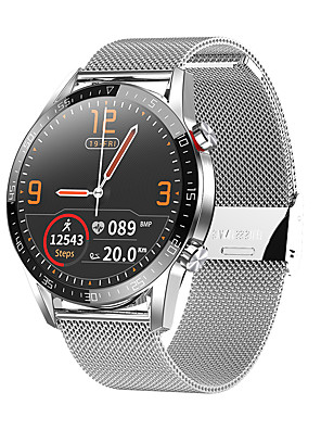 cheap Smart Watches-BoZhuo L13 Men Women Smartwatch Android iOS 1.3 IPS Full Touch Screen Fashionable IP68 Swimming Waterproof Pedometer Sleep Monitor Heart Rate Bluetooth Call Sports FitnessTracker Smart Watch
