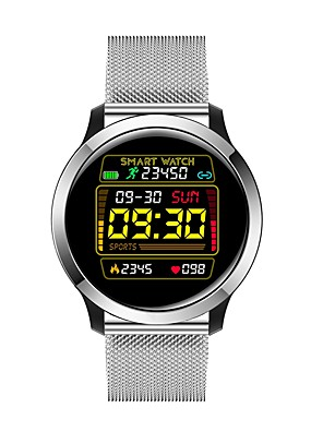 cheap Smart Watches-E18 Unisex Smart Wristbands Android iOS Bluetooth Waterproof Touch Screen Heart Rate Monitor Blood Pressure Measurement Sports ECG+PPG Pedometer Activity Tracker Sleep Tracker Sedentary Reminder