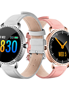 cheap Smart Watches-H7 Women's Smartwatch Android iOS Bluetooth Waterproof Heart Rate Monitor Blood Pressure Measurement Distance Tracking Information Pedometer Call Reminder Activity Tracker Sleep Tracker Sedentary