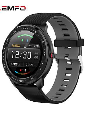 levne Chytré hodinky-LEMFO Z06 Unisex Inteligentní hodinky Android iOS Bluetooth Voděodolné Monitor pulsu Měření krevního tlaku Sledování vzdálenosti Informace Krokoměr Záznamník hovorů Sledování aktivity Měřič spánku