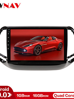 cheap Historical & Vintage Costumes-ZWNAV 10.1inch 1din Android 10 1GB 16GB Car DVD Player Car GPS Navigation Auto Stereo Radio Car Multimedia Player For Jeep Grand Wrangler 2011-2016