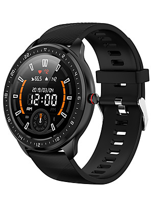cheap Smart Watches-NORTH EDGE N06 Unisex Smartwatch Bluetooth Touch Screen Heart Rate Monitor Blood Pressure Measurement Information Anti-lost Stopwatch Pedometer Call Reminder Sleep Tracker Sedentary Reminder