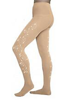 cheap Ice Skating Dresses , Pants & Jackets-Figure Skating Pants Women's Girls' Ice Skating Bottoms Khaki Spandex High Elasticity Training Skating Wear Crystal / Rhinestone Ice Skating Figure Skating / Kids