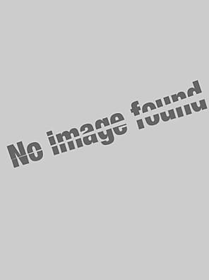 cheap Leggings-Women's Sporty / Basic Legging - Solid Colored, Print Mid Waist Red Green Blue S M L