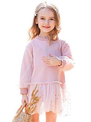 cheap Girls' Dresses-Toddler Girls' Galaxy Dress Purple