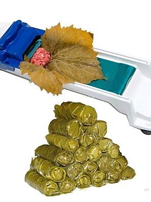 cheap Bathroom Gadgets-Vegetable Meat Rolling Tool Magic Sushi Roll Maker Cabbage Plant Stuffed Grape Leaf Machine Creative Sushi Mold Tool
