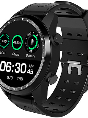 cheap Smart Watches-Zeblaze KC03 Unisex Smartwatch Android Bluetooth Heart Rate Monitor Blood Pressure Measurement Sports Long Standby Exercise Record Timer Stopwatch Pedometer Call Reminder Sleep Tracker