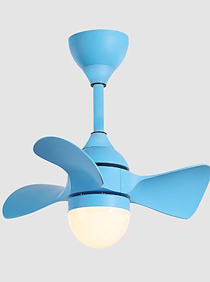 cheap Men's Jackets & Coats-55 cm Dimmable Ceiling Fan Aluminum Slim Painted Finishes Modern / Nordic Style 110-120V / 220-240V