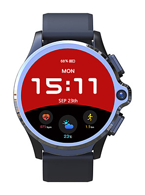 cheap Smart Watches-KOSPET Prime se Unisex Smartwatch Android iOS Bluetooth Waterproof Touch Screen Heart Rate Monitor Video Health Care Timer Pedometer Sedentary Reminder Alarm Clock Calendar