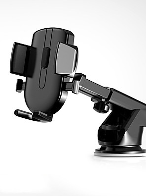 cheap Phone Mounts & Holders-Car Mount Phone Dashboard Stand Car Mobile Bracket Auto Interior Accessories