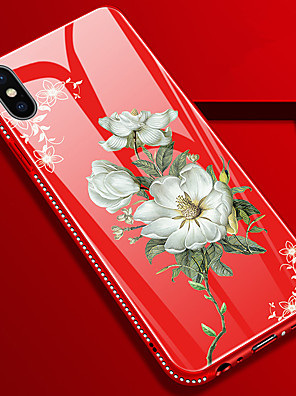 cheap Prom Dresses-Case For Apple iPhone 11 / iPhone 11 Pro / iPhone 11 Pro Max Plating Back Cover Tile TPU