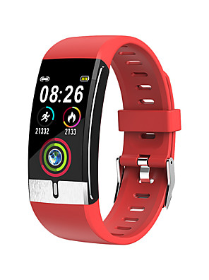 cheap Smart Watches-KUPENG KE66 Unisex Smartwatch Smart Wristbands Android iOS Bluetooth Waterproof Blood Pressure Measurement Thermometer Exercise Record Information ECG+PPG Pedometer Call Reminder Activity Tracker