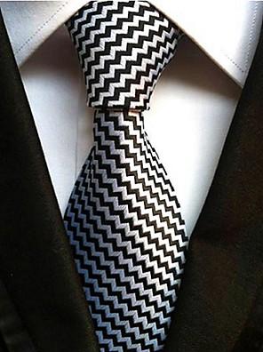 cheap Evening Dresses-Men's Party / Work / Basic Necktie - Print / Jacquard