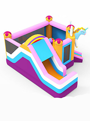 cheap Maxi Dresses-Inflatable Indoor And Outdoor Children's Small Castle Small Slide Castle Slide Playground Children's Inflatable Castle Trampoline Manufacturer