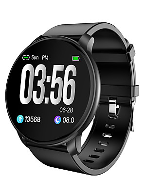 cheap Smart Watches-W6 Unisex Smartwatch Smart Wristbands Android iOS Bluetooth Waterproof Touch Screen Exercise Record Health Care Information Pedometer Call Reminder Activity Tracker Sleep Tracker Sedentary Reminder