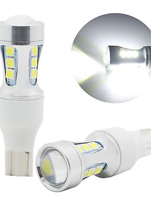 cheap iPad case-2pcs Canbus T15 W16W LED Bulbs Reverse Lights 3030SMD Car LED Back Up Rear Lamp 15leds Reversing (backup) Lights