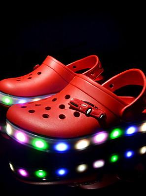 cheap Girls' Dresses-Boys' Comfort PVC Slippers & Flip-Flops Big Kids(7years +) Yellow / Red / Blue Summer