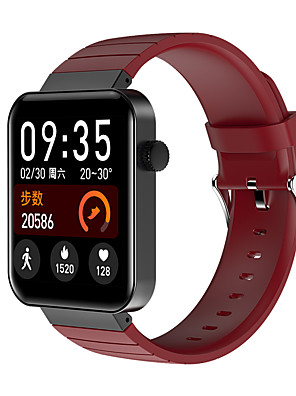 cheap Smart Watches-KUPENG HF16 Unisex Smartwatch Smart Wristbands Android iOS Bluetooth Waterproof Heart Rate Monitor Sports Media Control Exercise Record Pedometer Call Reminder Sleep Tracker Sedentary Reminder
