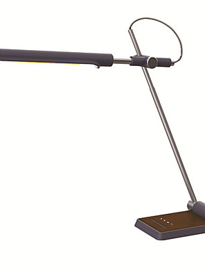 cheap iPad case-Desk Lamp LED Simple For Study Room Office 220V Wood Gold Black